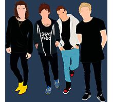 oned Photographic Print