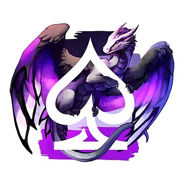 Asexual Pride Dragon de kaenith