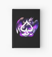 Asexual Pride Dragon Hardcover Journal