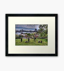 Before The Photowalk - Scott Kelby Worldwide Photowalk, Sydney 2011 Framed Print