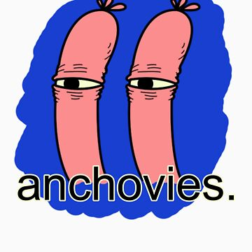 Anchovies by OEBlaze