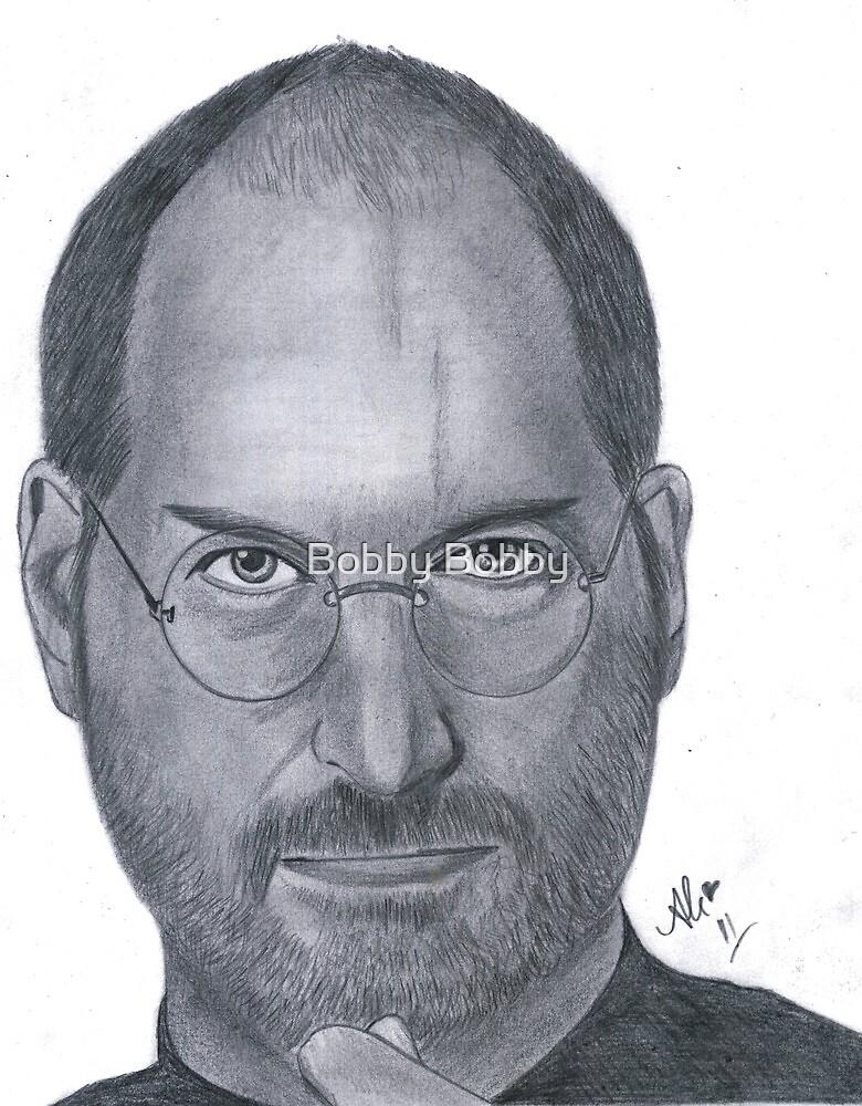 Steve Jobs by Bobby Dar