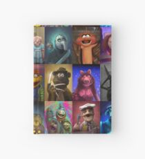 Muppet Maniacs Series 1 Hardcover Journal