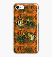 pineapple puffer phish [pppfff!!!] iPhone Case/Skin