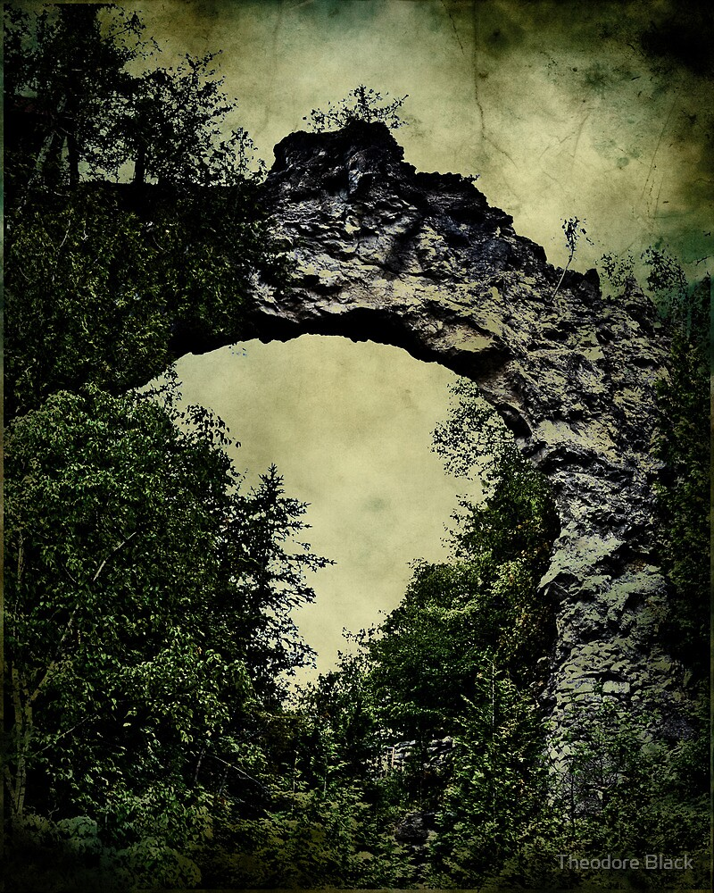 Arch Rock by Theodore Black