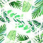 Tropical leaf by vasarenar