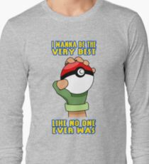 Pokemon - Be The Very Best Long Sleeve T-Shirt