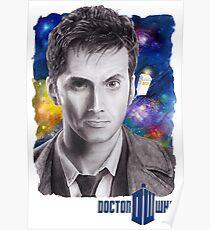 Doctor Who No.10 - David Tennant 2 Poster