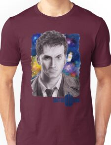 Doctor Who No.10 - David Tennant 2 Unisex T-Shirt