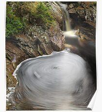 Bruar Falls Poster