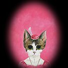 Lily 'The Cat Child' Merkin by Chris Harrendence