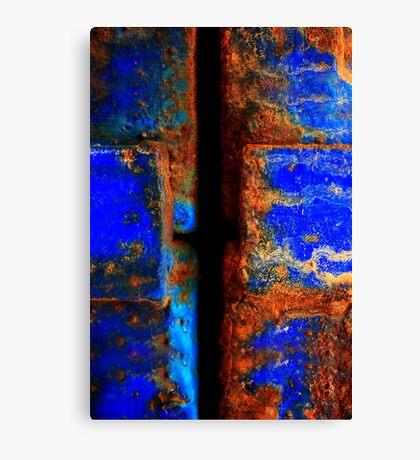 Moroccan Rust II Canvas Print