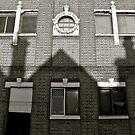 Shaped by Shadow by Helen Vercoe