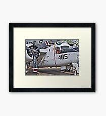 Grumman S2F-1 Tracker Framed Print