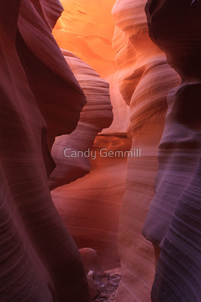 Sandstone Beauty #2 by Candy Gemmill