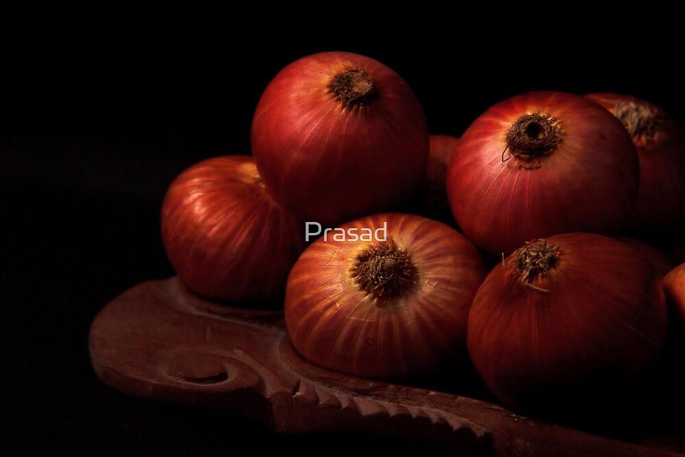 Onions by Prasad