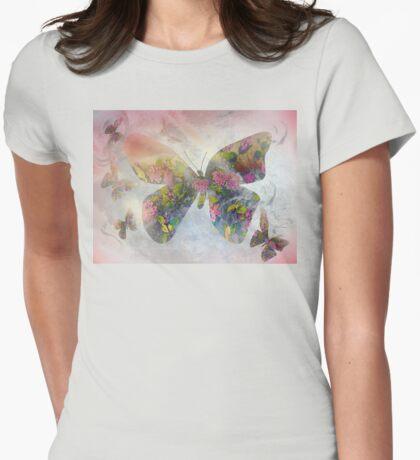 Floral Butterflies T-Shirt