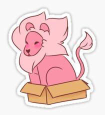 Lion 4 Sticker