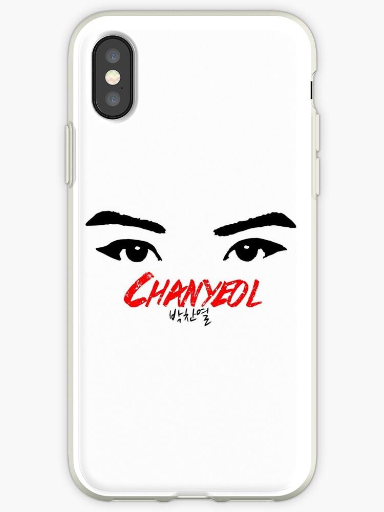 Chanyeol's Eyes by lovemeknot