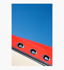 Liner Photographic Print