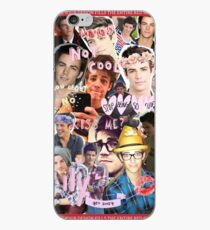 Grant Gustin Collage iPhone Case