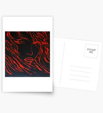 Red Sun Postcards
