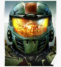 Halo Poster