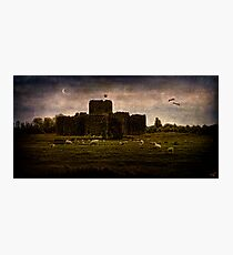 The Fortress of Minas Morgul Photographic Print