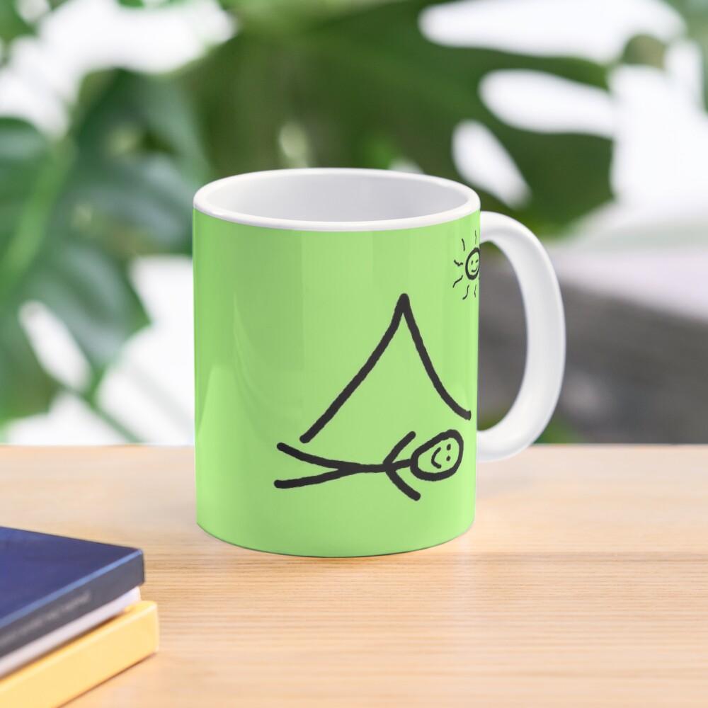 Coffee Camping Eat Repeat Mug