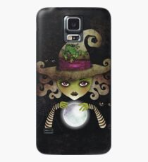Elphaba, the Wicked Witch of the West Case/Skin for Samsung Galaxy