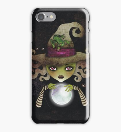 Elphaba, the Wicked Witch of the West iPhone Case/Skin