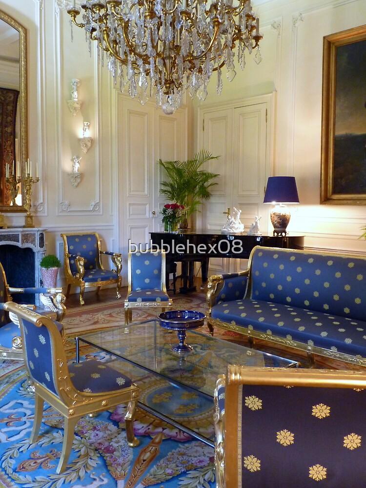 Salon bleu by bubblehex08