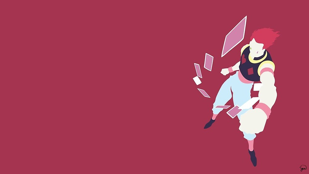 Hisoka minimal by Ponchin0