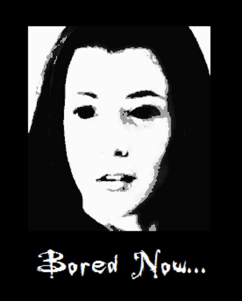 BtVS Dark Willow Bored Now by ModernSwingers