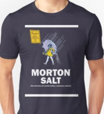 Morton Salt Unisex T-Shirt