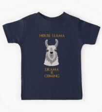 House Llama Kids Clothes
