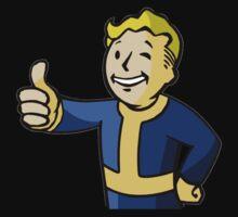 Fallout Vault Boy Thumbs Up T-Shirt