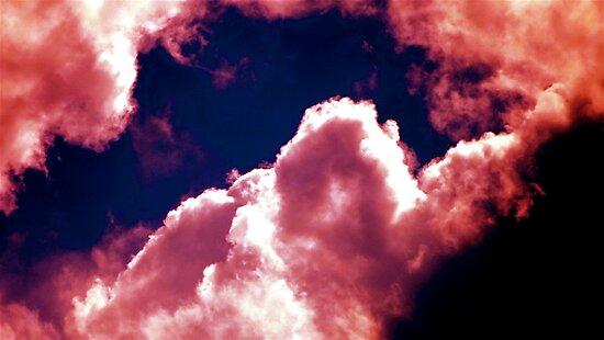 Unusual Cloud Formations by Sheila Van Houten