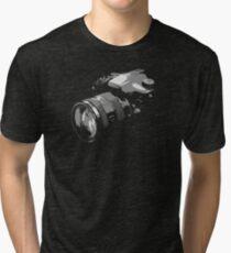 Photographer's camera photography Tri-blend T-Shirt