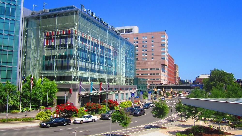 """""""The Children's Hospital of Philadelphia"""" by Schuyler L ..."""