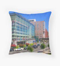 The Children's Hospital of Philadelphia Throw Pillow