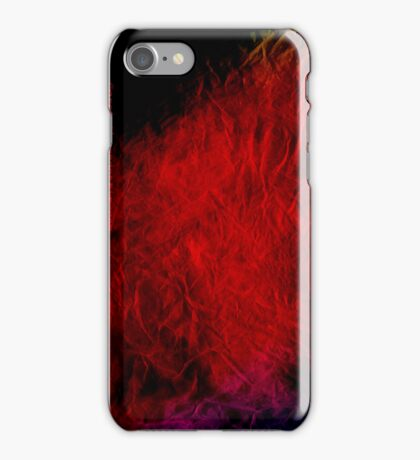 red, iPhone case iPhone Case/Skin