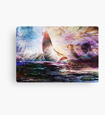 Faster Canvas Print