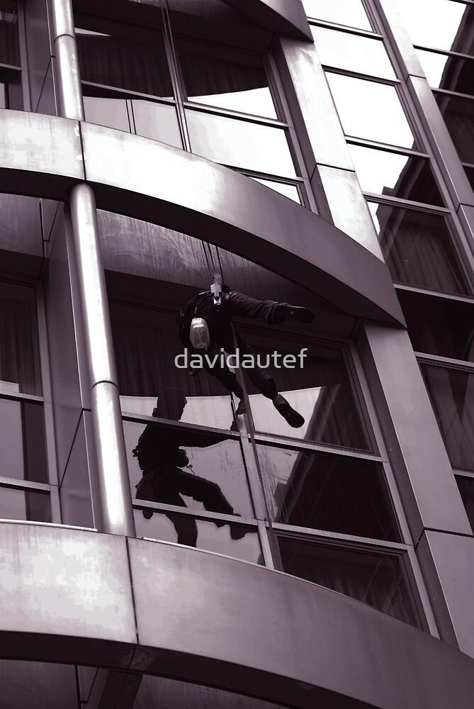 royal garden hotel spider man by davidautef