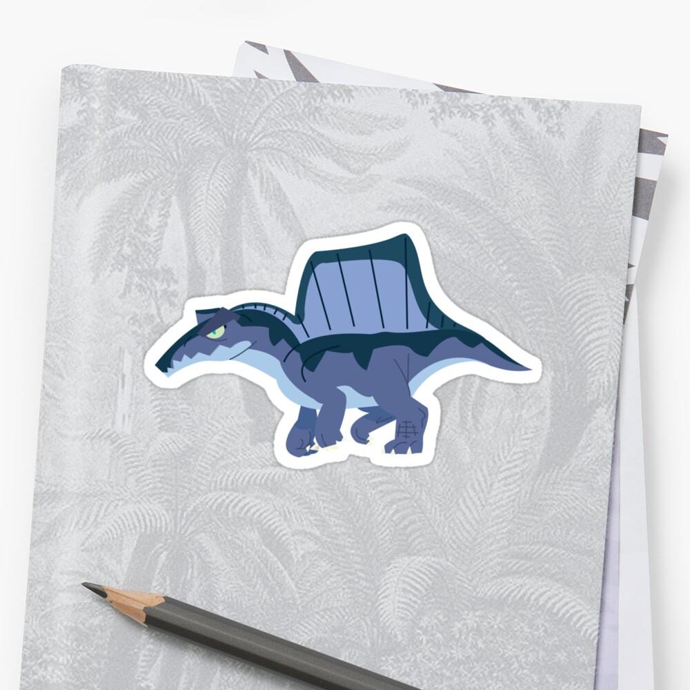Spinosaurus Aegypticus! by Joseph Gold