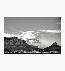 Cape Town Photographic Print