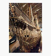 Stern of the Vasa Fotodruck