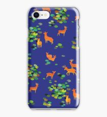 Forest Spirits iPhone Case/Skin