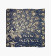 Pride and Prejudice Peacock Cover Scarf