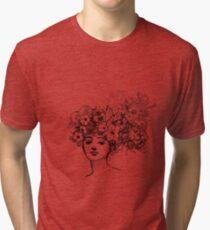 Secret Garden Tri-blend T-Shirt